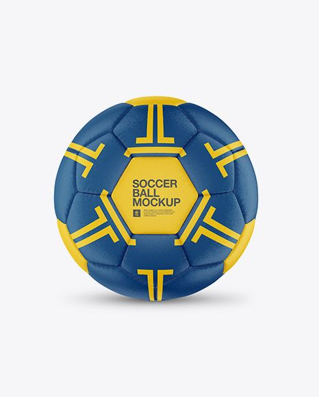 Download Soccer Ball Mockup In Object Mockups On Yellow Images Object Mockups Mockup Free Psd Free Psd Mockups Templates Stationery Mockup