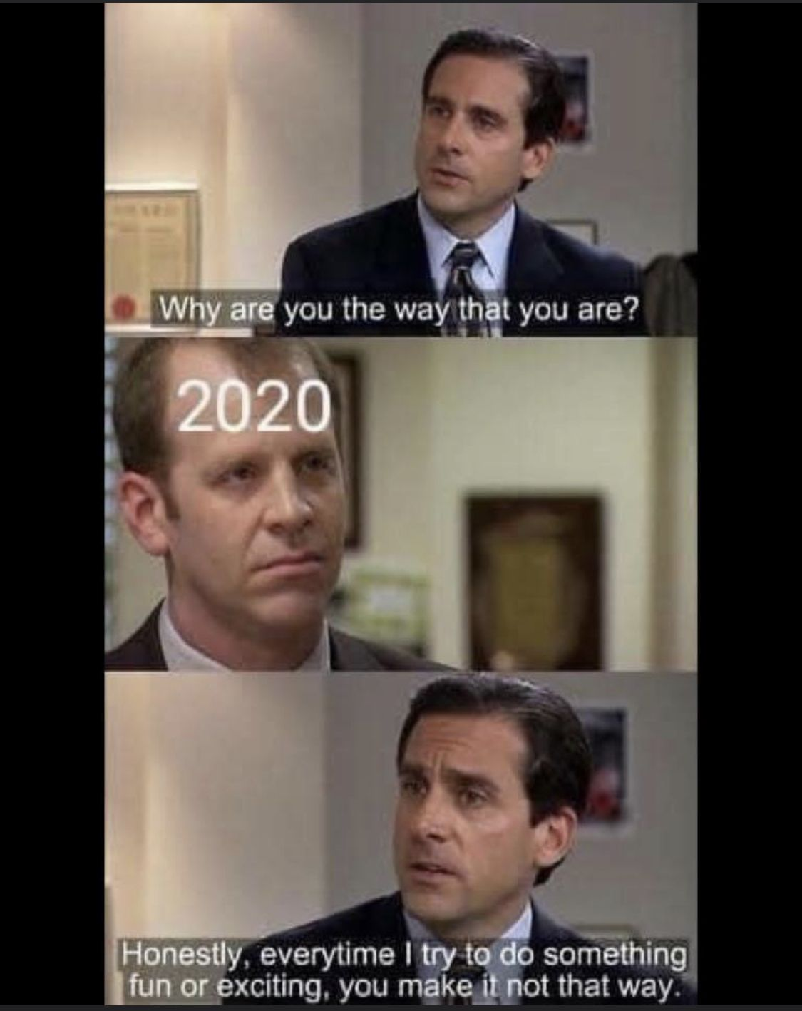 2020 As The Office Office Jokes Really Funny Memes Funny Memes