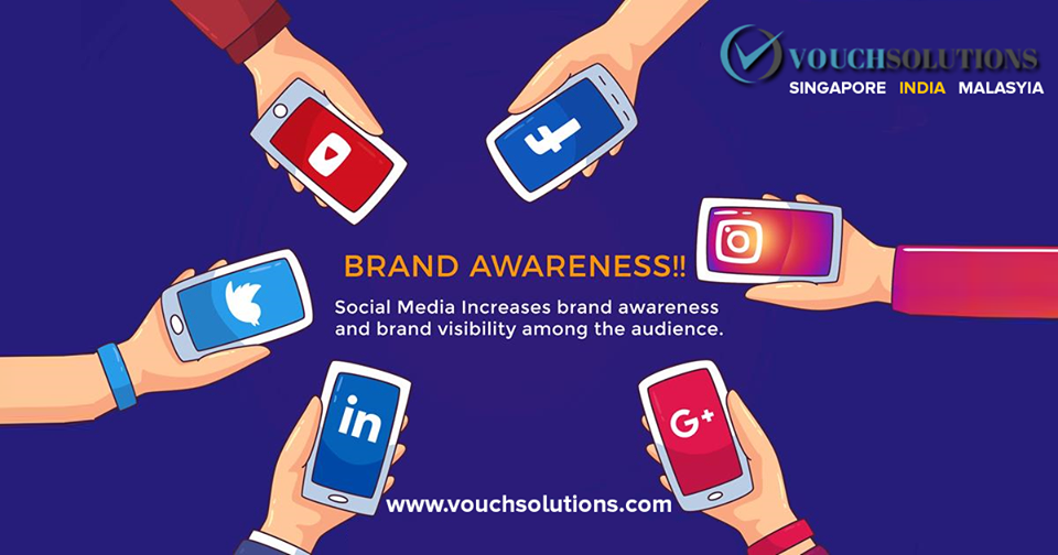 Now Increase your Brand Awareness and Brand Visibility