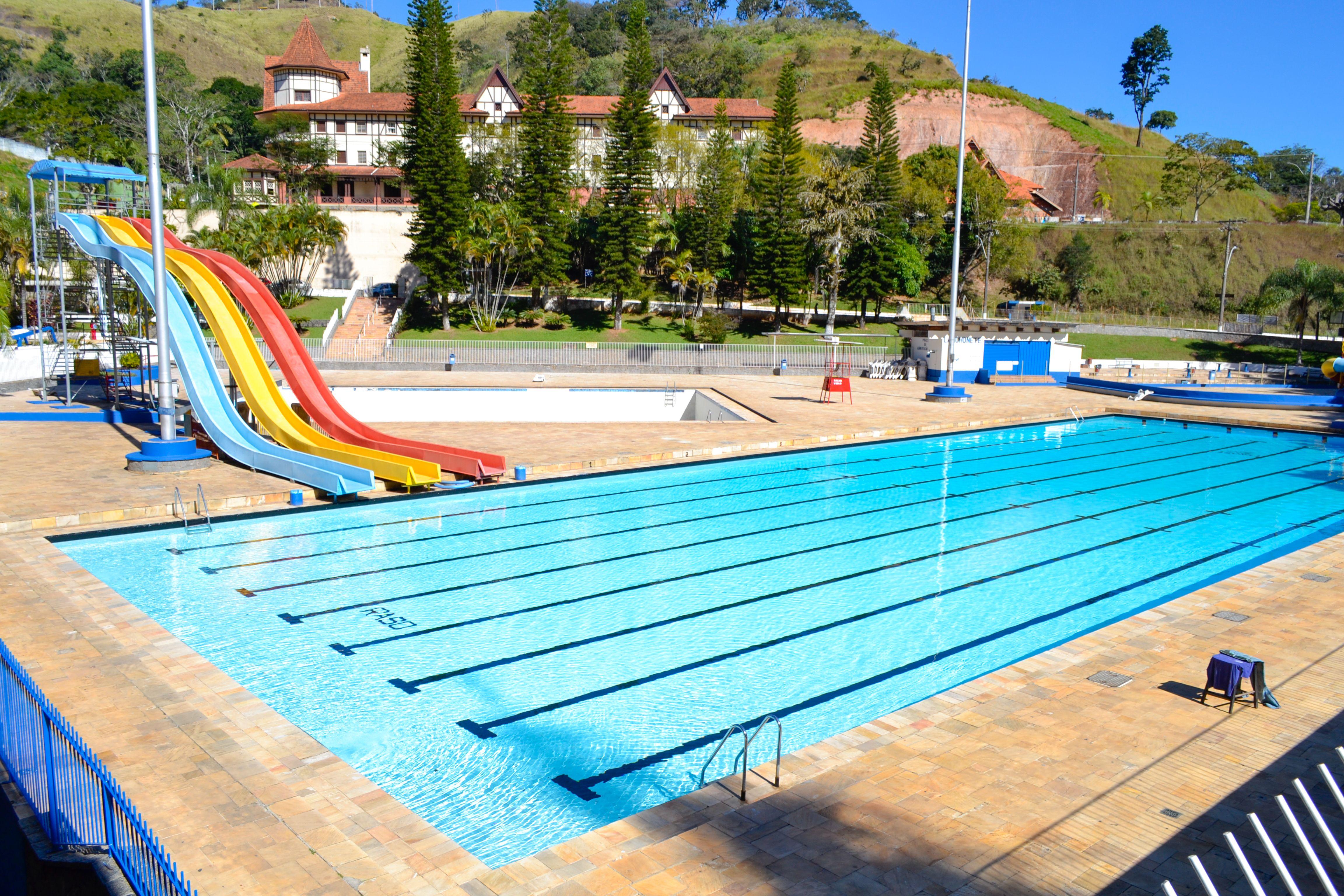 Pin Em Balneario Municipal De Aguas De Lindoia