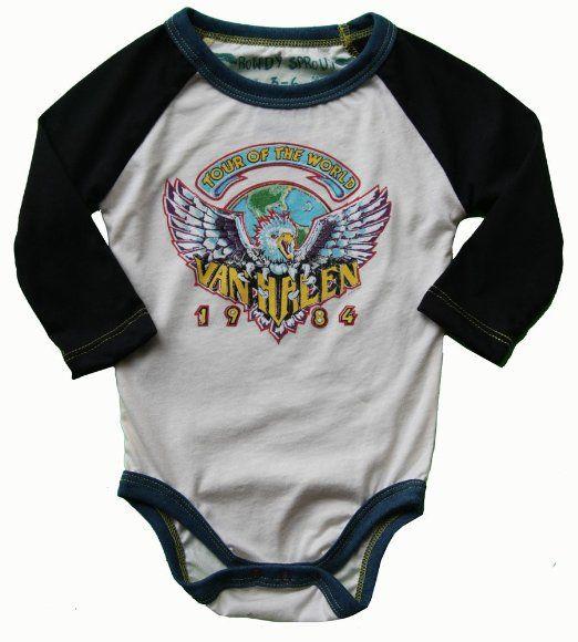 Led Zeppelin Infant Bodysuit Leg Warmers Baby Shirt Set Shower Gift