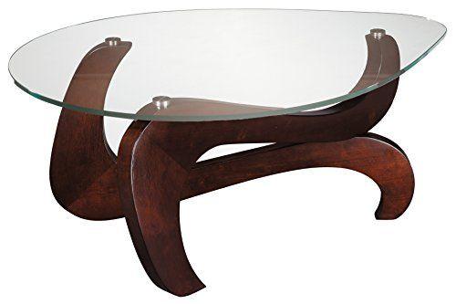 Stein World Furniture Nassau Shaped Cocktail Table, Rich Merlot   Dream  Home   Pinterest   Nassau