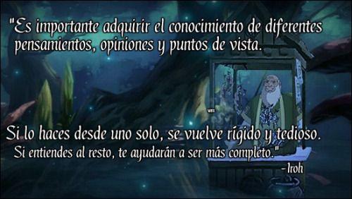 Frases De Iroh Tio Iroh Zuko Maestro Aire Sabiduria Avatar Aang