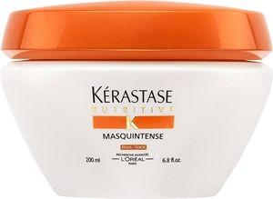 Nutritive Nutritive Masquintense cheveux epais 200ML en vente sur Cheveux Beauté : Soin nutritif concentration d'exception - Cheveux Epais.