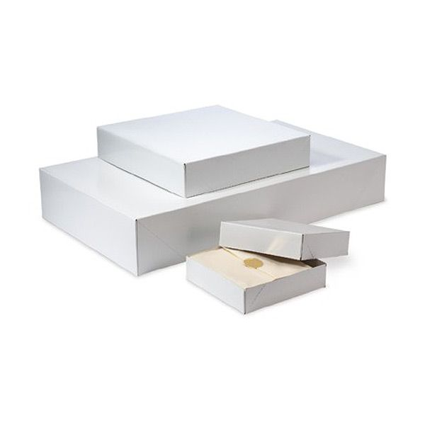 White 2 Piece Square Gift Boxes Cheap Gift Boxes White Gift Boxes Gift Box