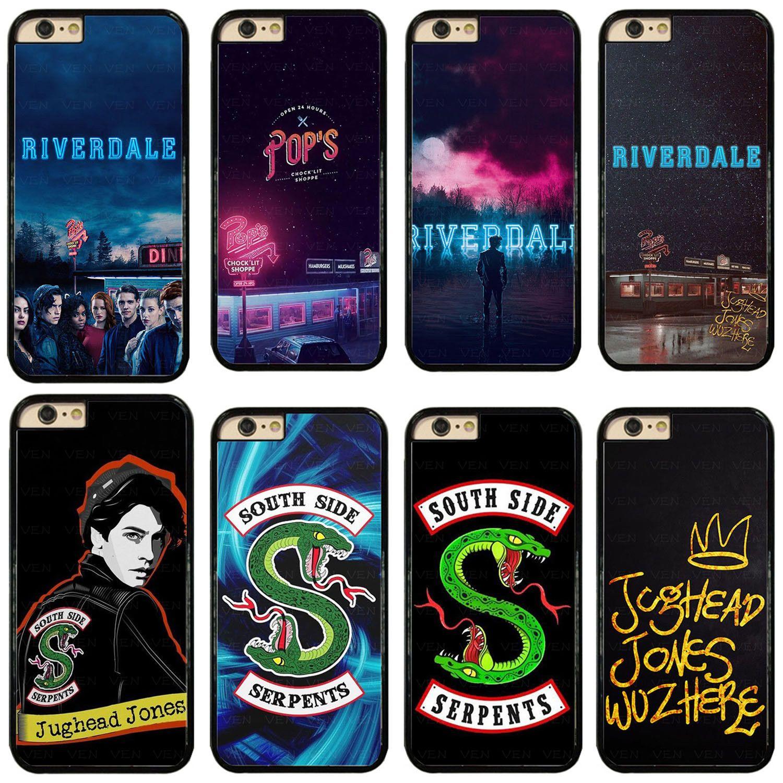 newest 84af6 c8e45 $13.49 AUD - Riverdale Jughead Jones South Side Serpents Phone Case ...