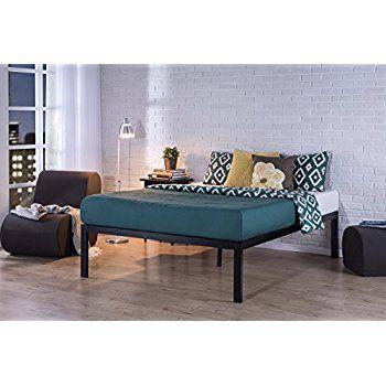 Amazon Com Zinus Quick Snap Tm 14 Inch Platform Bed Frame