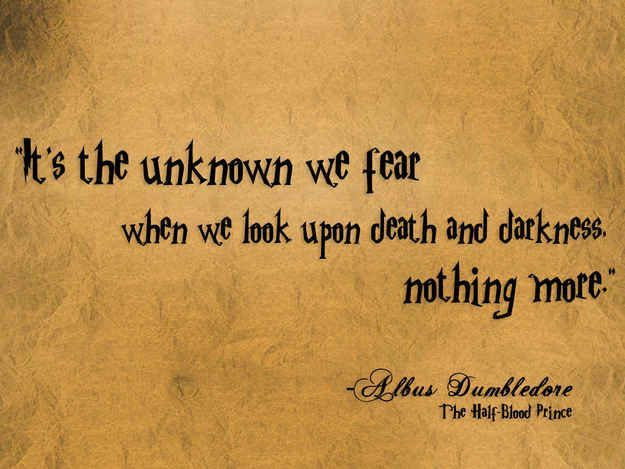 Harry Potter and the Half-Blood Prince | 10 Life-Changing Quotes From Albus Dumbledore #quotes #quotestoliveby #inspiringquotes #harrypotter #potterheads