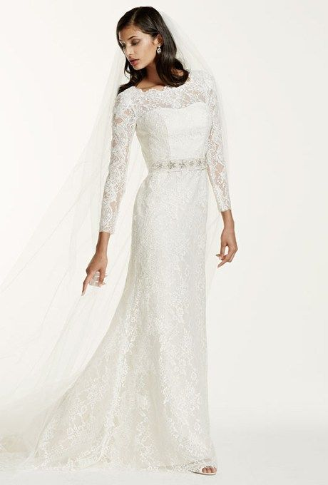 Classic Wedding Gowns For the Over-50 Bride | Classic weddings ...