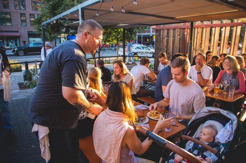 Familyfriendly restaurants places to eat in washington