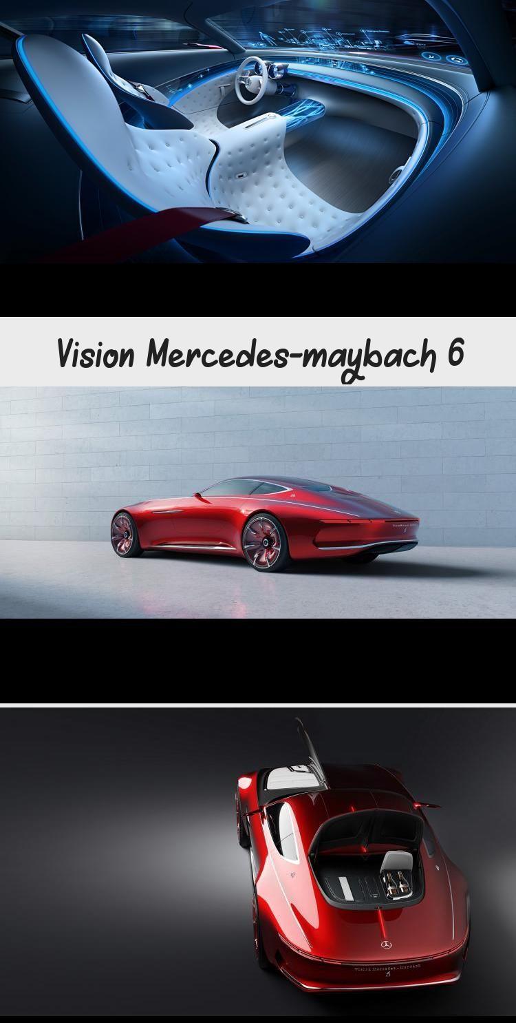 Photo of Vision Mercedes-maybach 6 – Dekoration