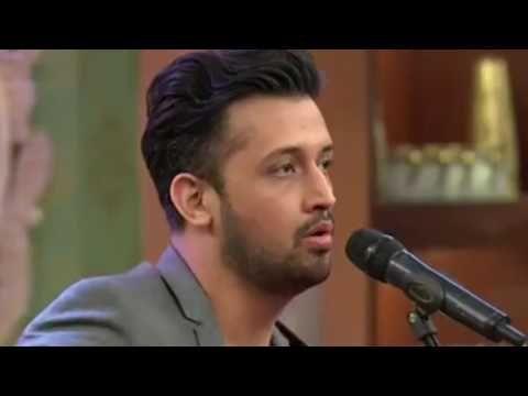 Atif Aslam Singing In Kapil Sharma's Show. - YouTube
