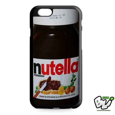 Nutella Bottle iPhone 6 Case   iPhone 6S Case