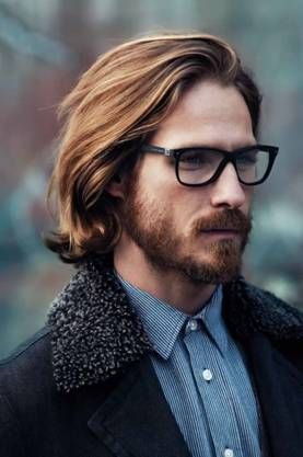 Hairstyles For Long Hair Men Cool 8 Of The Best Long Hair Cuts For Business Men  Long Hair