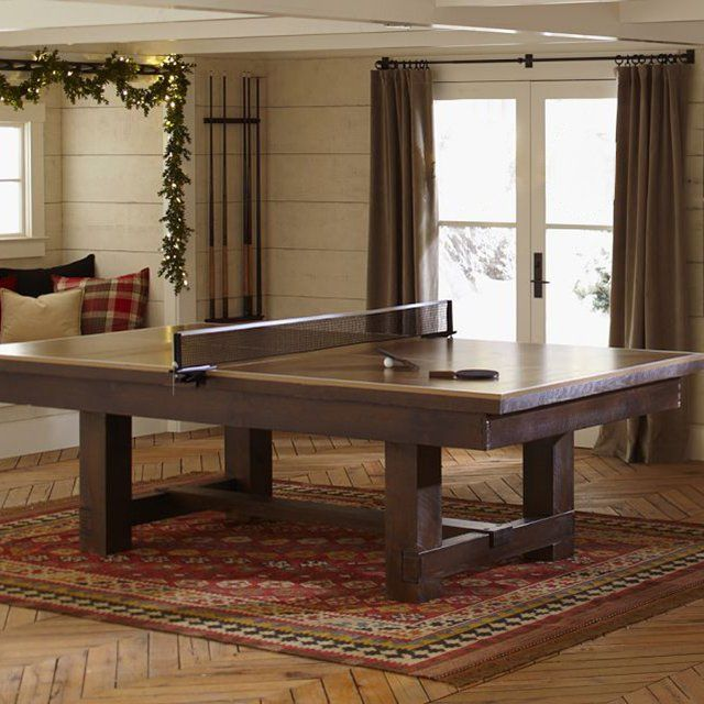 Elegant ツ By ISantano   Ping Pong Pool Table Cover