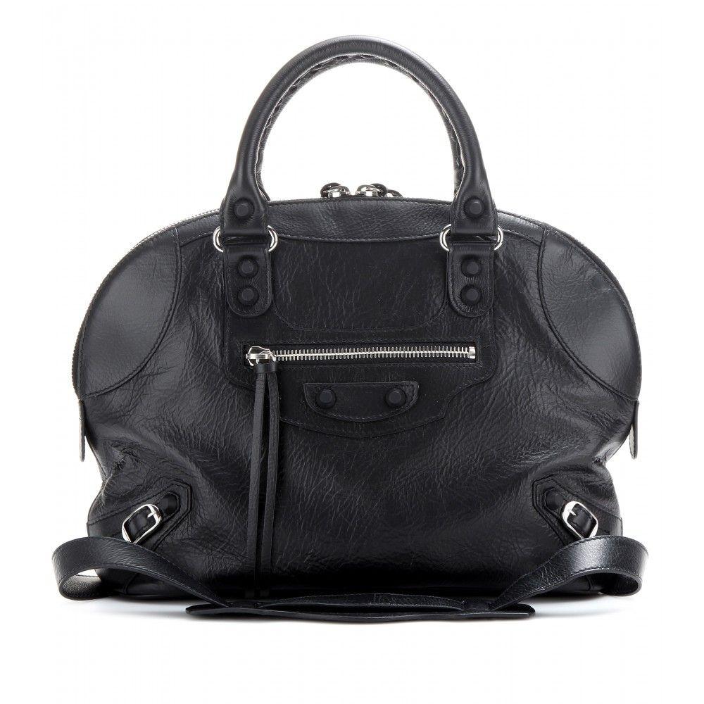 Balenciaga Belted Shoulder Bag