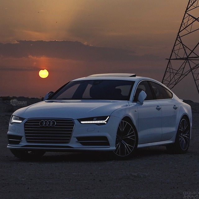 Audi A7 • Photo By @Auditography #CarLifestyle