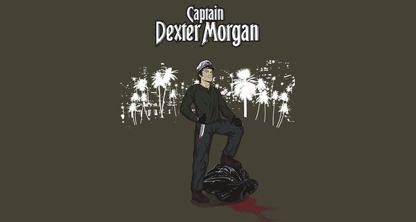 Captain Dexter Morgan T-Shirt