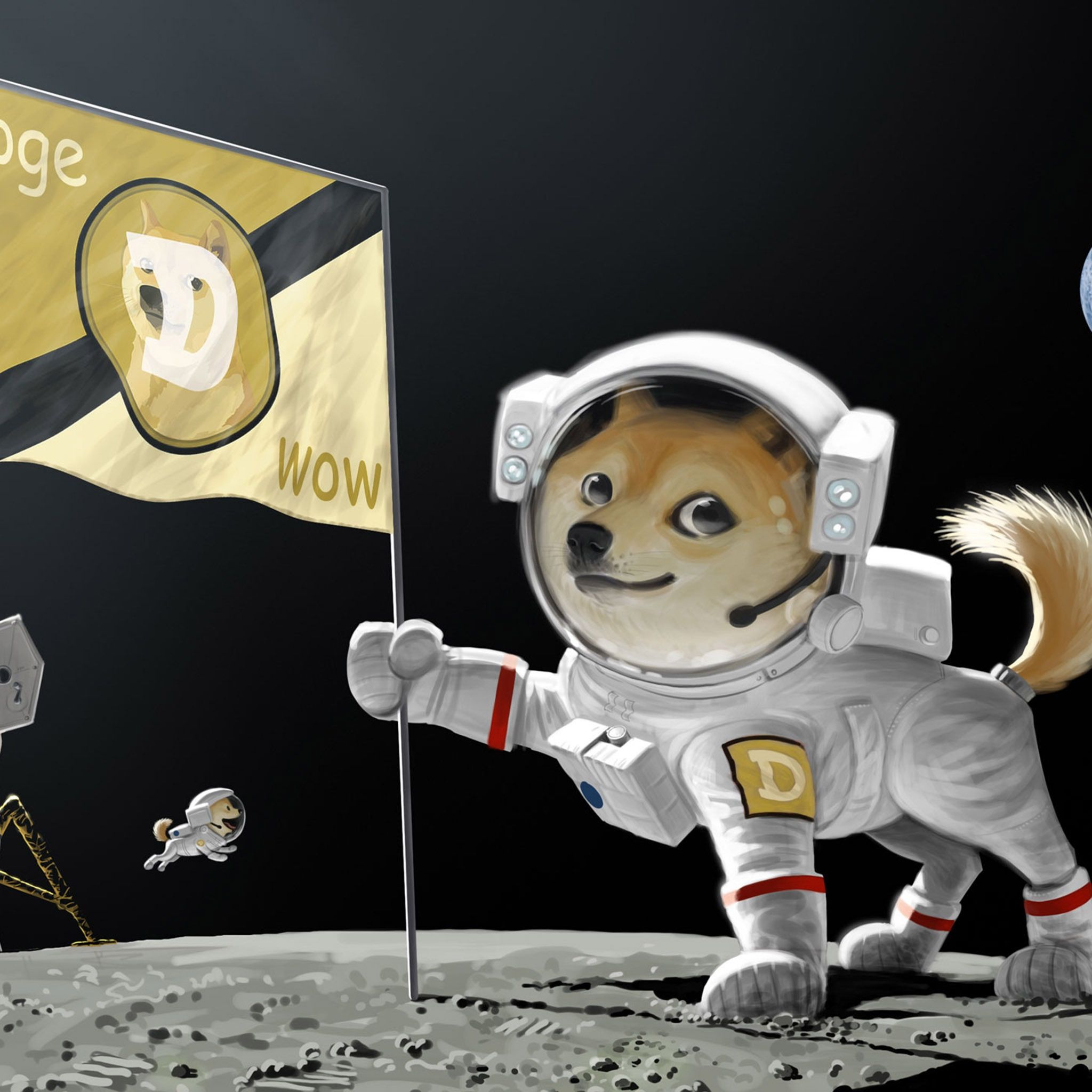 Pin by Colton Teague on Dog's | Doge, Best cryptocurrency ...