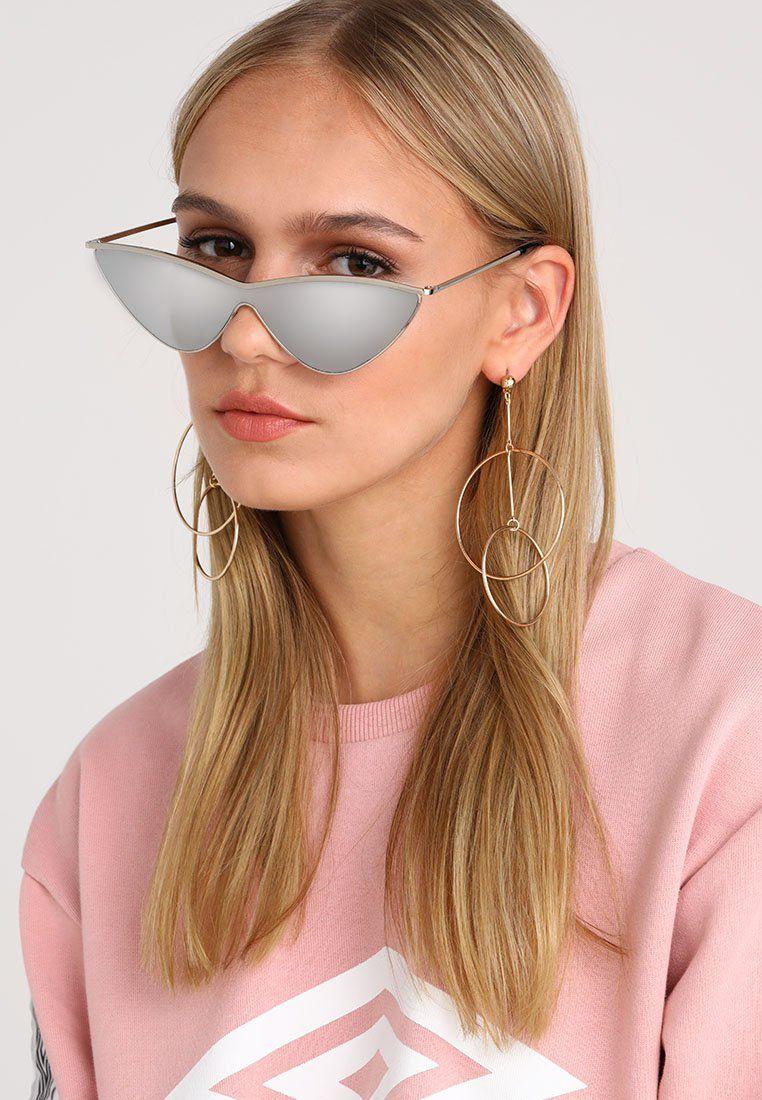 Sole Da Eyewear Silver Occhiali Sunglasses Exo Coloured Sev xg78Sv