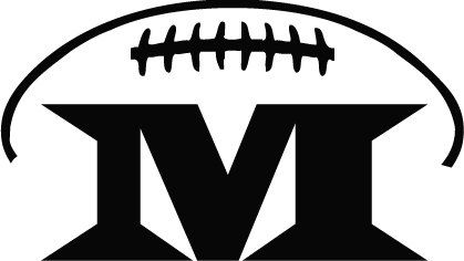 Rugby Mom Sports Vinyl 6 Inch Decal