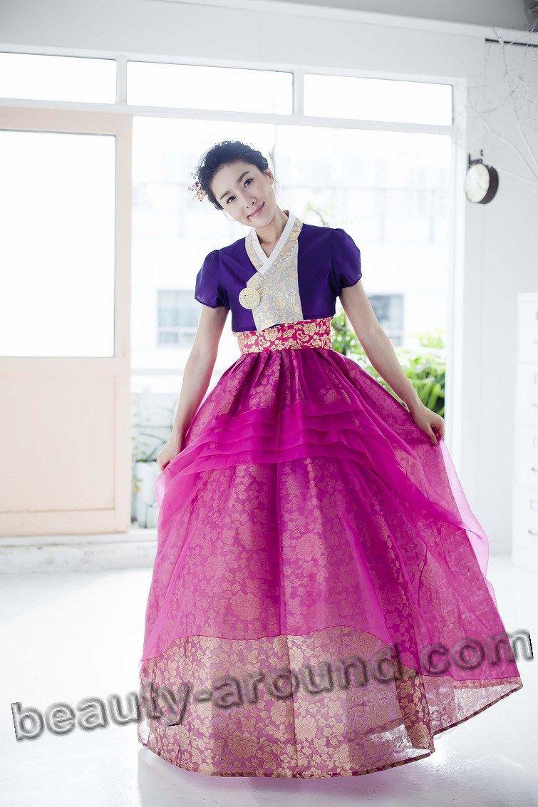 Современный ханбок фото | Hanbok | Pinterest