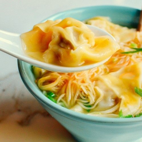 wonton noodle soup  wonton noodles wonton noodle soup