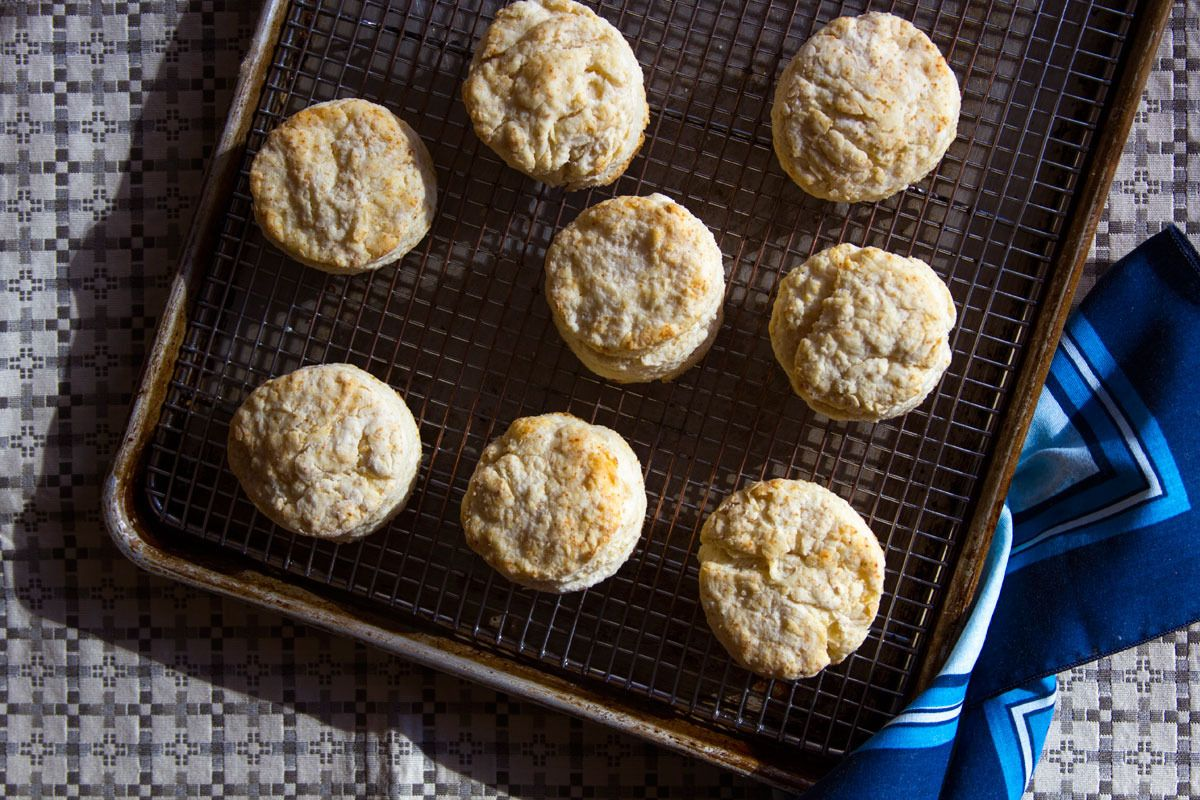Liz Smith's Biscuits by Saveur. This biscuit recipe from Liz Smith was one of Nora Ephron's favorites and included in Ephron's memorial service program.