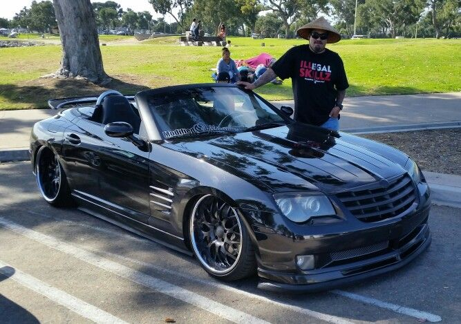 Chrysler Crossfire Srt6 With Images Chrysler Crossfire Chrysler