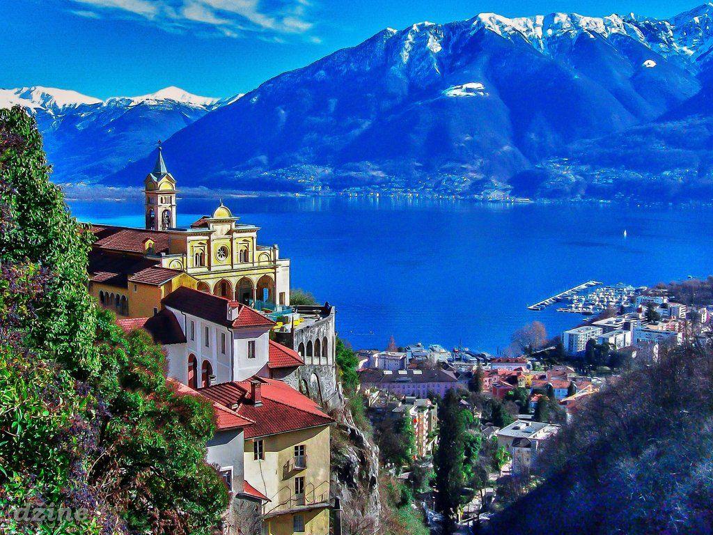 Locarno Switzerland Reiseziele Locarno Schone Orte