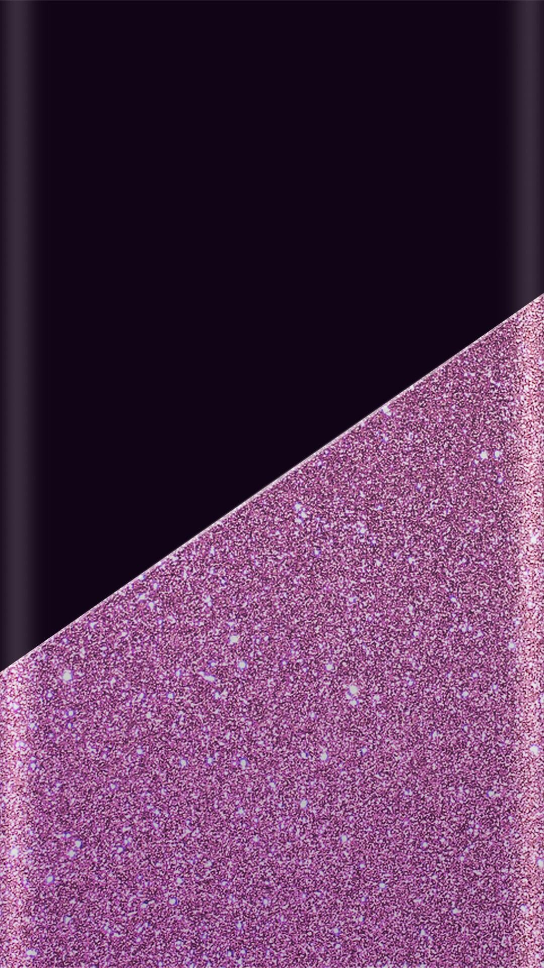 Black And Purple Iphone Wallpapers Pinterest Wallpaper Iphone