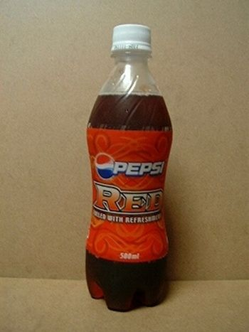 03c74cd1 Pepsi Red - spicy ginger (Japan) | Community Post: 19 Pepsi Flavors You've  Probably Never Heard Of