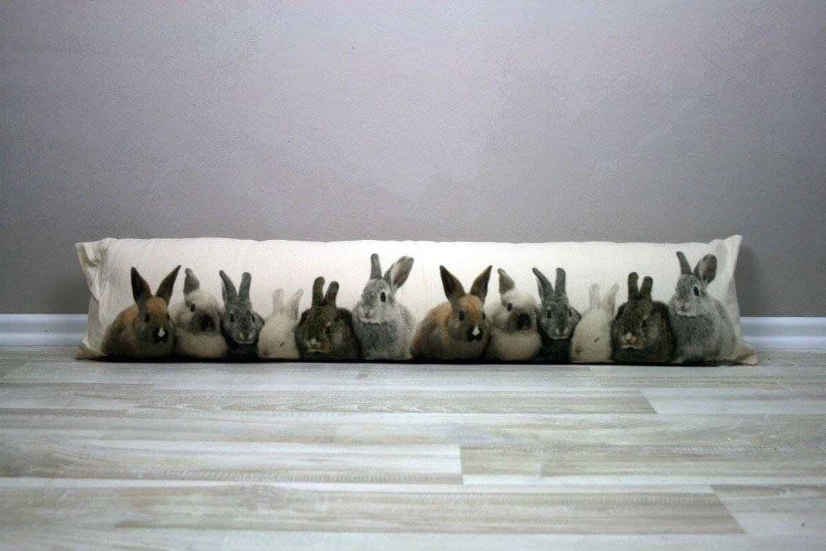 Zugluftstopper Mit Hasenmotiv Homedecoration Bunny