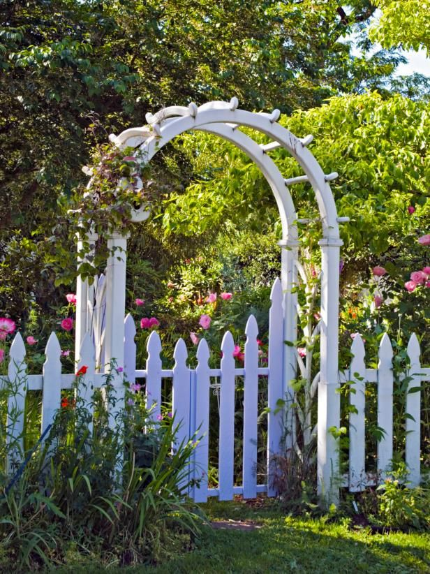 Garten Torbogen Haus Ideen Giardino Idee Giardino Decorazioni