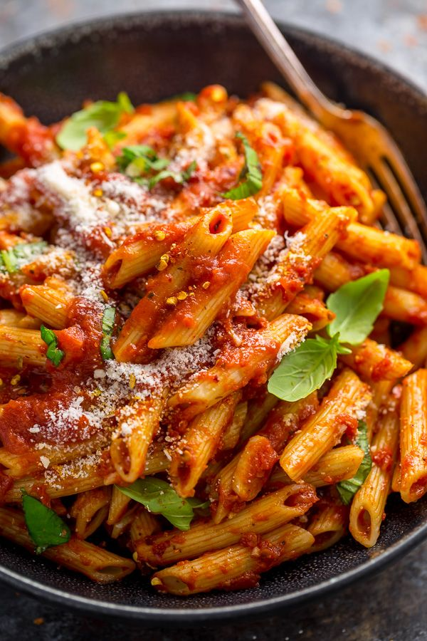 Photo of Penne Arrabbiata – An easy recipe for Penne Arrabbiata!