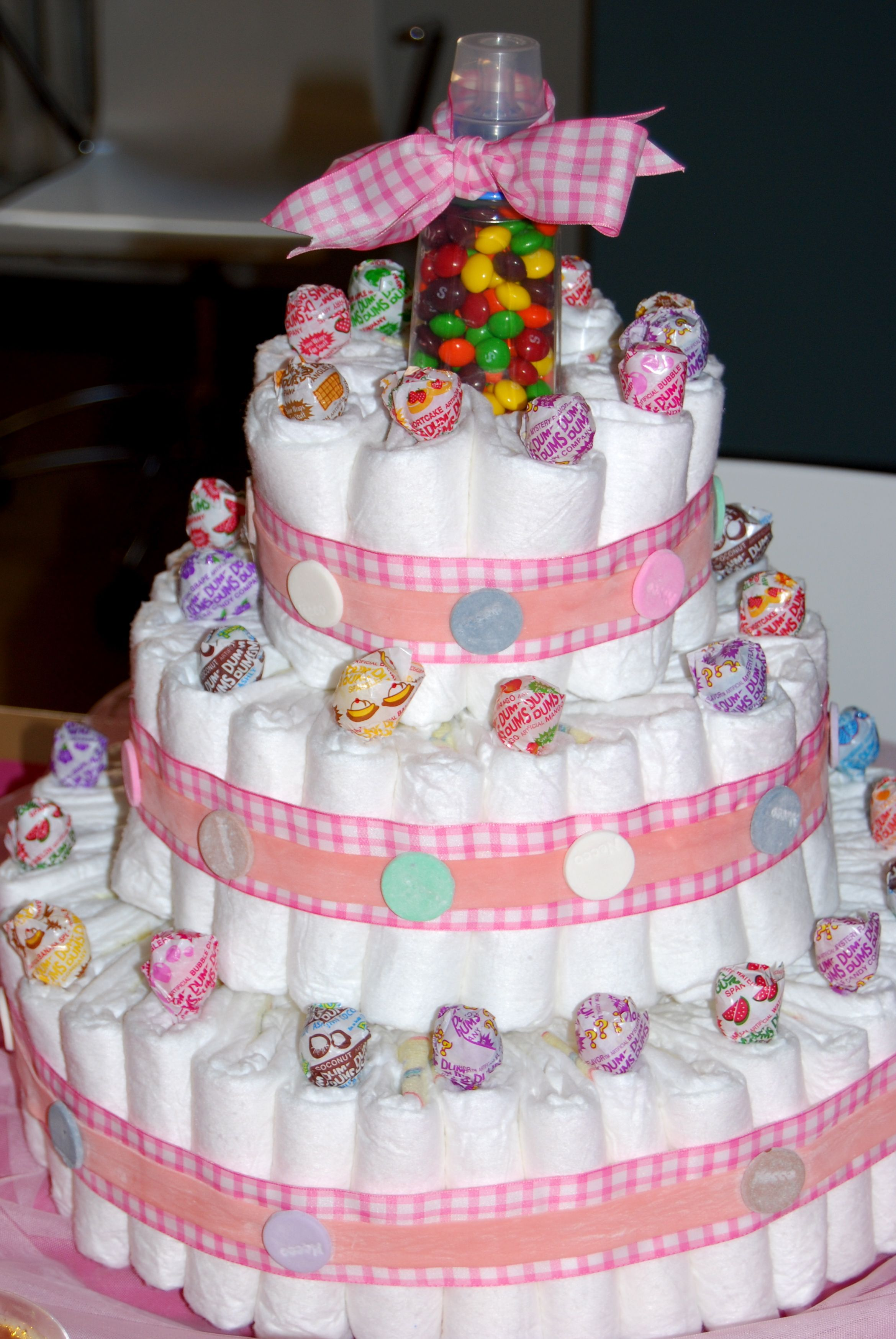 diaper cake Google Search DIAPER CAKES