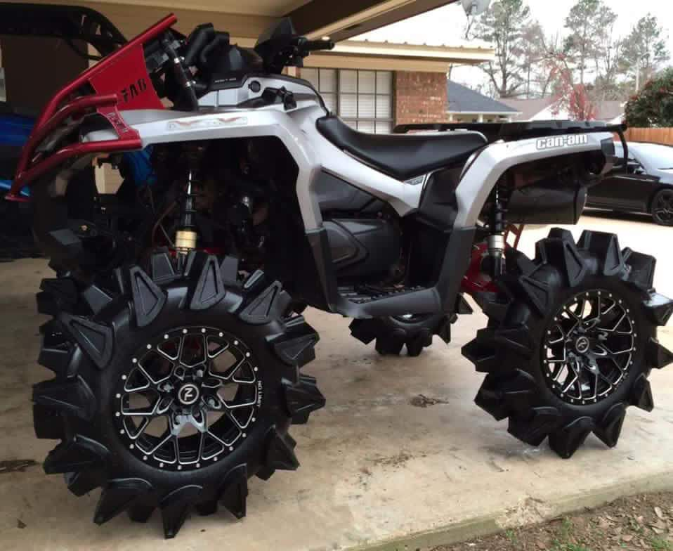 can am mud monster atv sxs quads buggies pinterest atv can am and offroad. Black Bedroom Furniture Sets. Home Design Ideas