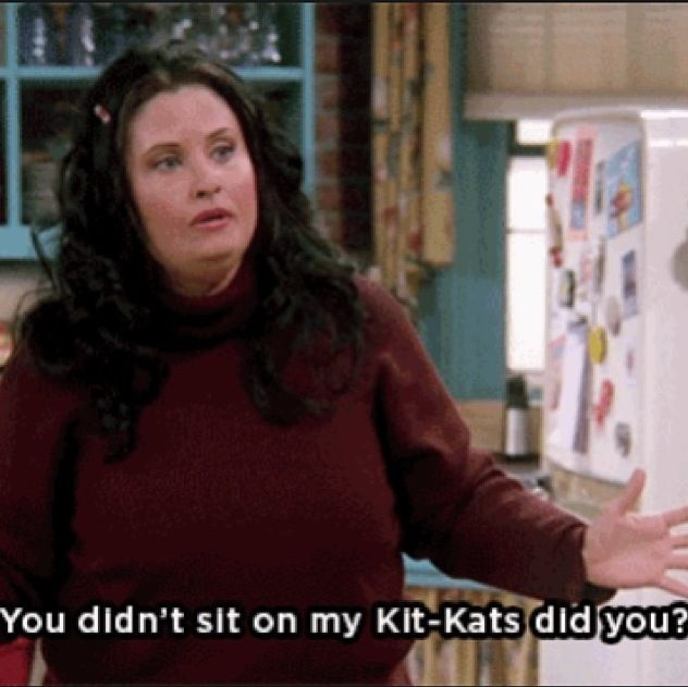 Monica Friends Tv Show Funny Quotes Friends Friends Tv