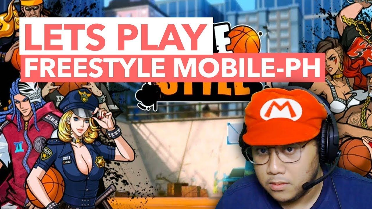 Freestyle Mobile Ph Gameplay With Fabby Globally Famous Street Basketball Game Is Now Available In The Philippi Freestyle Gameplay Street Basketball