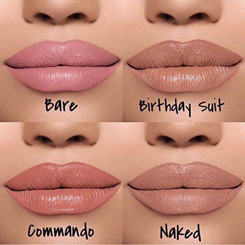 Kylie Jenner Send Me More Nudes 4pcs Set Liquid li