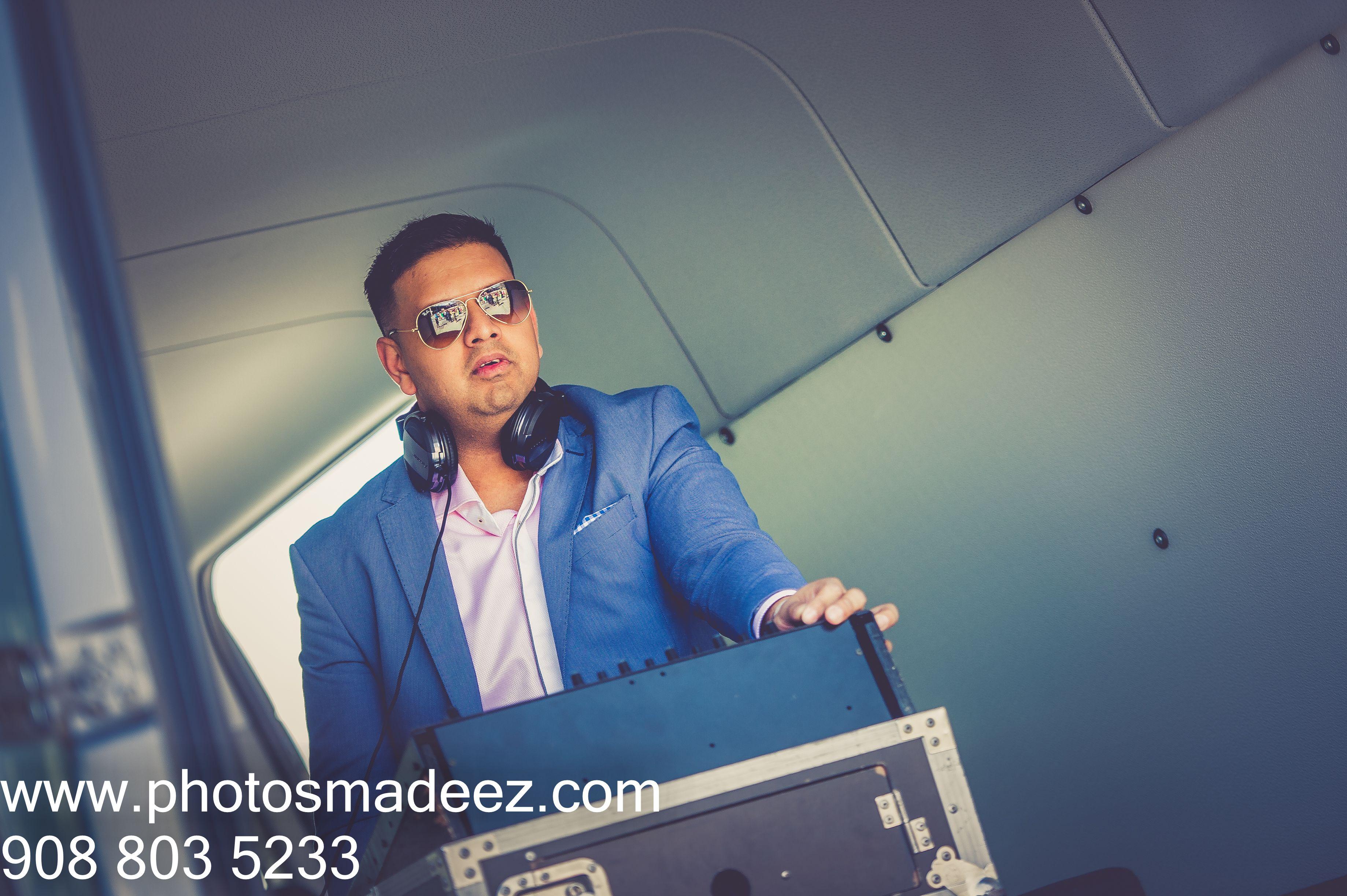 Baraat conducted by DJ Raj Entertaiment at Mahwah Sheraton