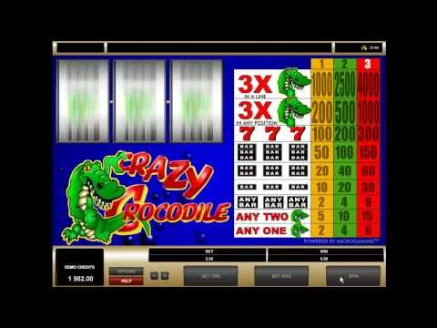 pictures gambling games crocodile