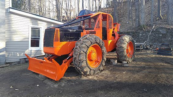 1985 Timberjack 240A Logging Equipment For Sale in NY   Want Ad