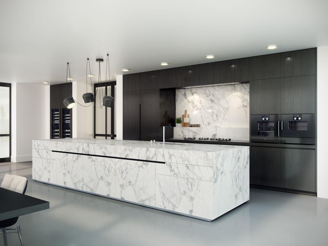Luxe Design Keuken : Luxe design keuken van van boven luxe wooninspiratie 700