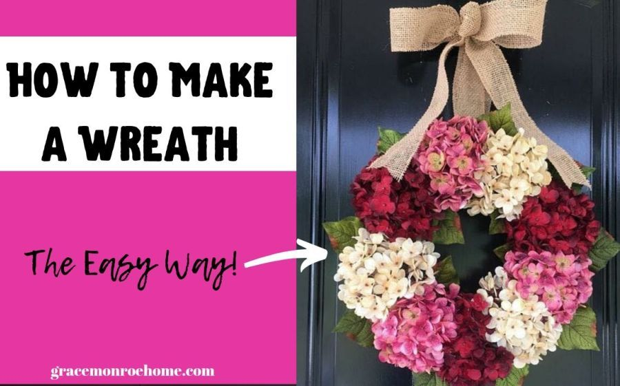 Photo of Wreath Making 101: How to Make a Wreath