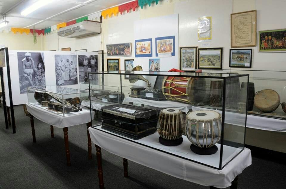 Indian caribbean museum located in waterloo trinidad