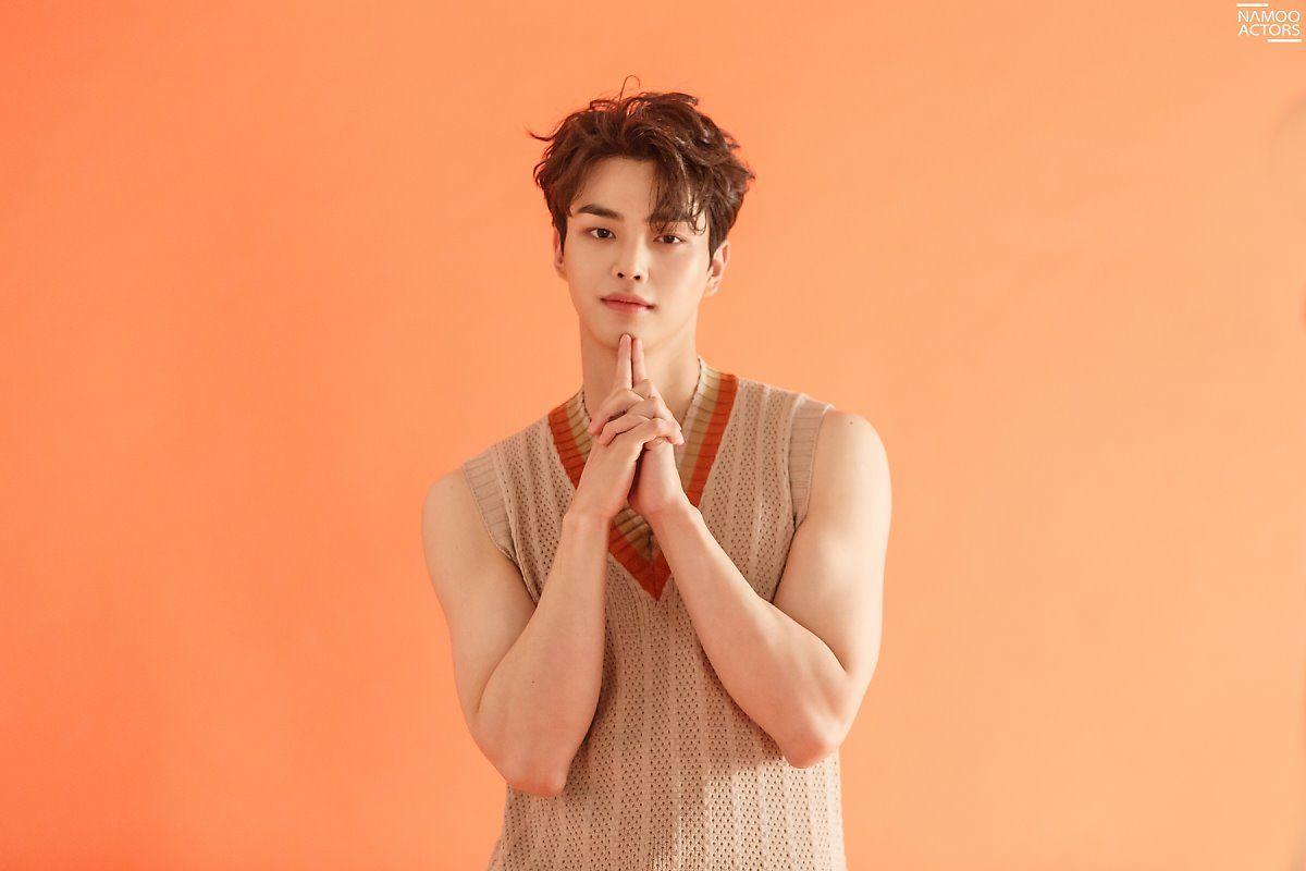 Song Kang Is Handsome In Orange Tones For Grazia Korea Koogle Tv Celebridades Actors Famosos
