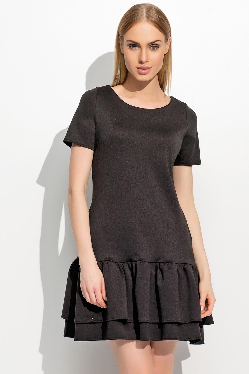 926f070185bc Black Makadamia Dresses | Products | Dresses, Shirt Dress, Sleeves