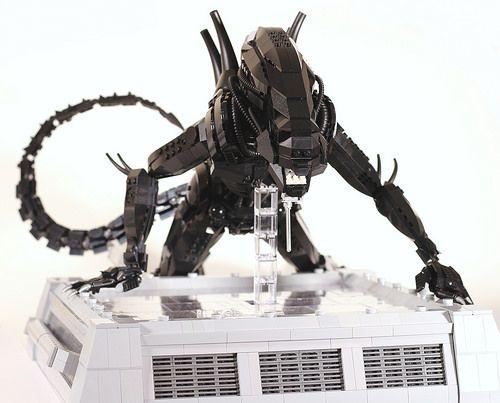 Alien Covenant Lego Photos Pinterest Lego Lego Models And