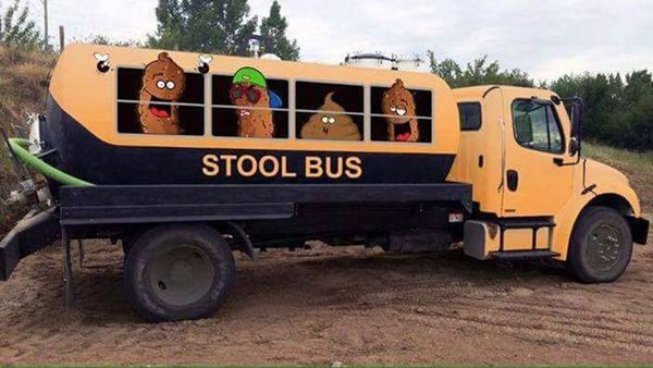 25 Clever Septic Trucks That Will Have You Laughing Cars Funny